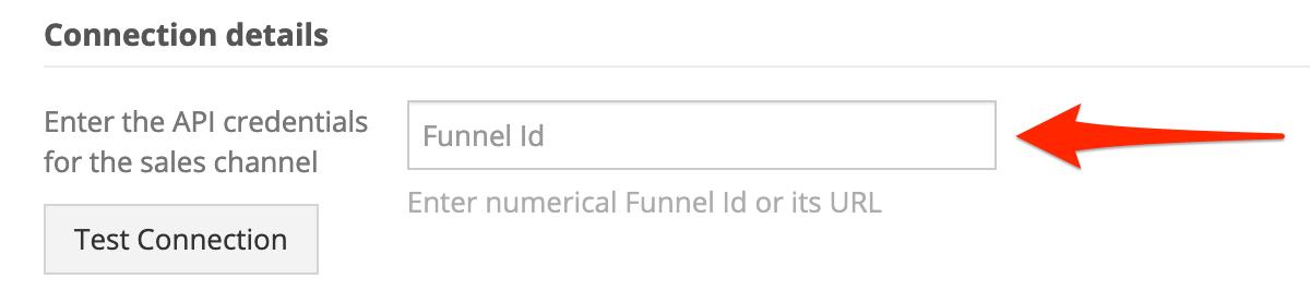 ClickFunnels API credentials