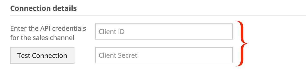 Cratejoy API credentials