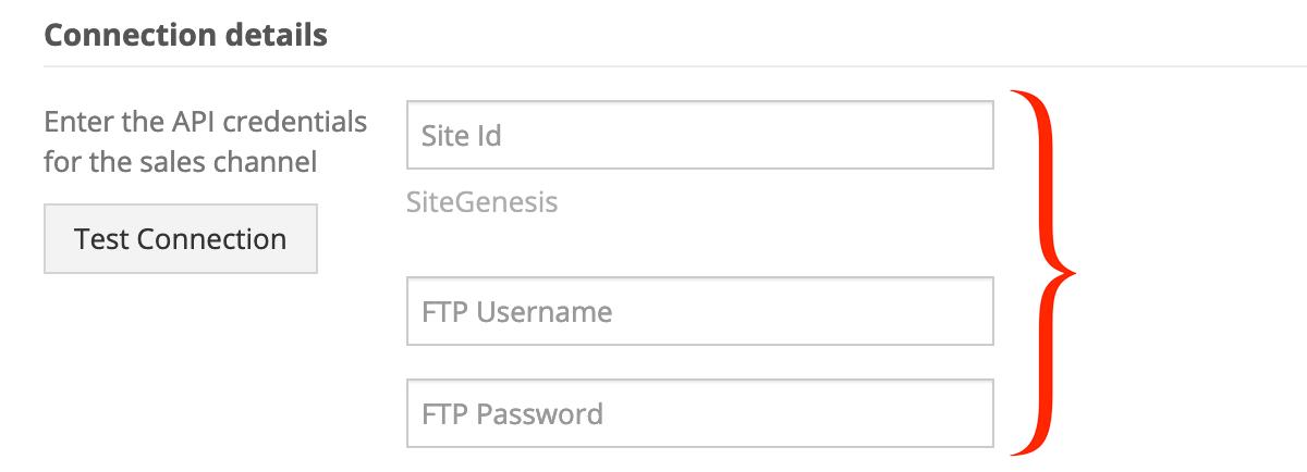 Demandware API credentials