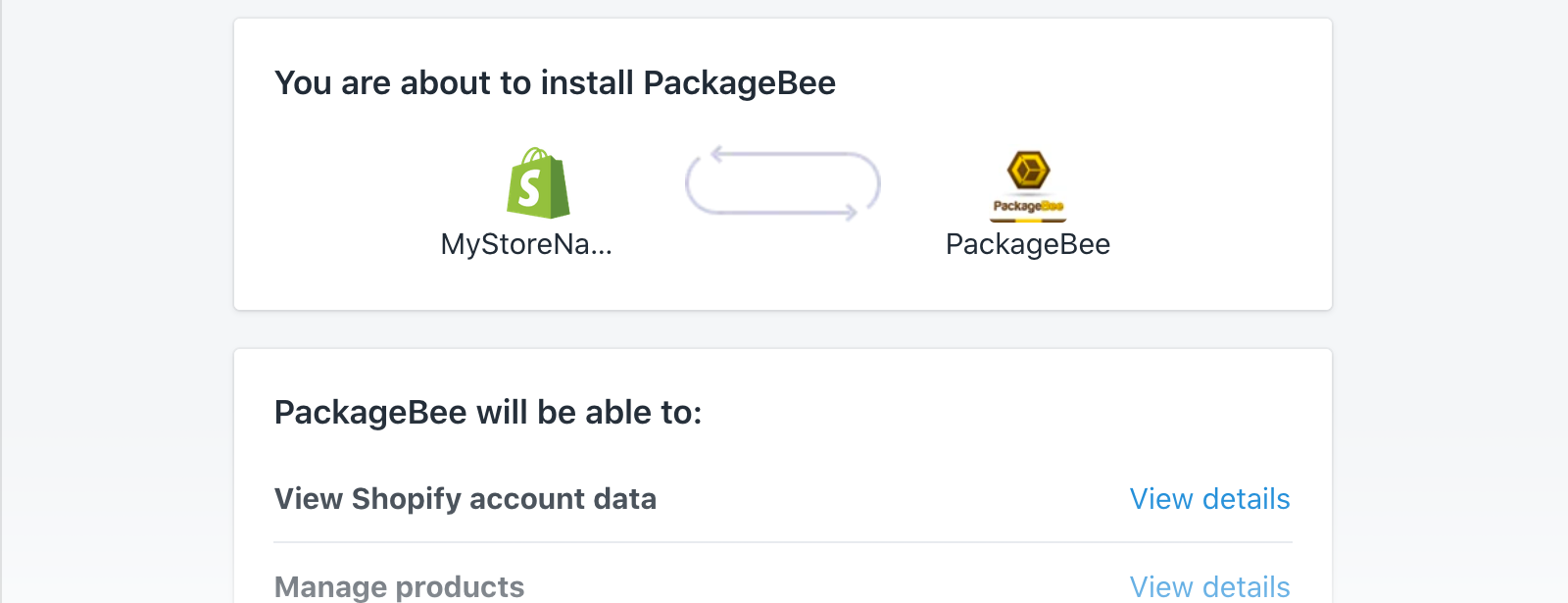 shopify.packagebee.authorize.png